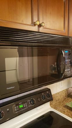 Goldstar microwave Thumbnail