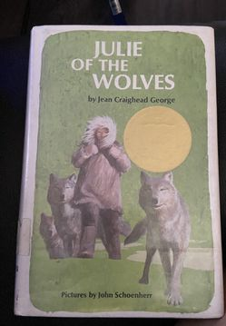 Julie of the wolves by Jean Craighead George Thumbnail