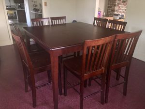 Round Table Ceres Ca.New And Used Dining Table For Sale In Merced Ca Offerup