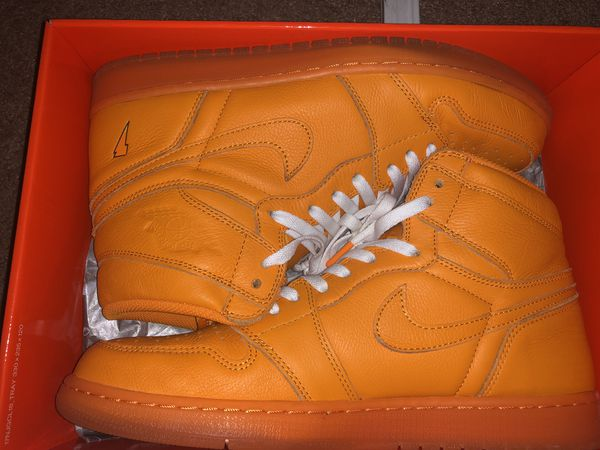 "reputable site 2ec19 cb52a ""Orange"" Gatorade 1's for Sale in Castro Valley, CA - OfferUp"
