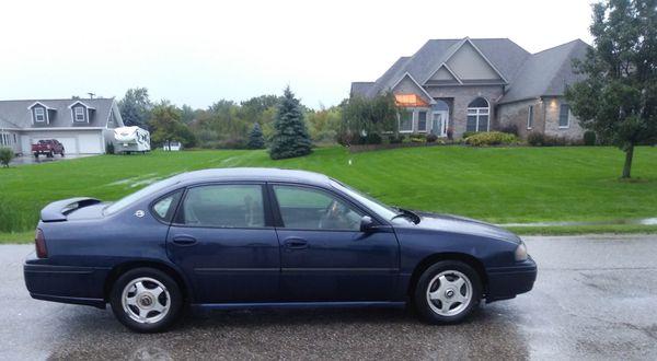2005 Chevy Impala 111k Miles For Sale In Belleville Mi