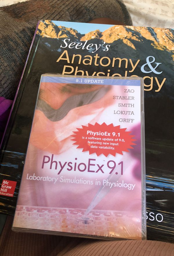 Seeley\'s Anatomy & Physiology (Books & Magazines) in Wauwatosa, WI ...