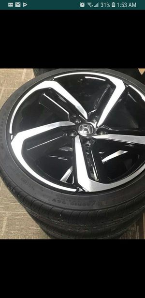 2018 Honda Accord Sport Rims And Tires For Sale In Torrance CA