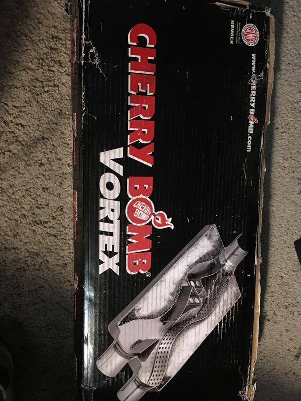 Cherry Bomb 88109 Vortex Muffler