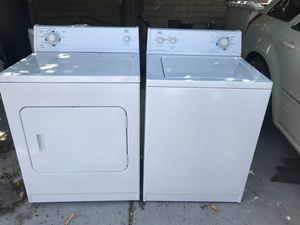 Electric matching set roper by whirlpool for Sale in Las Vegas, NV