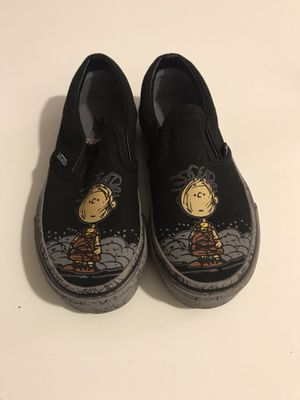 Peanuts Vans for kids sz 12 for Sale in College Park, MD