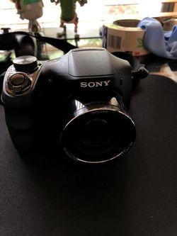 SONY Digital camera Thumbnail