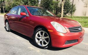 Luxury Brand for Only $4300*** 2006 Infiniti G35 for Sale in Bethesda, MD