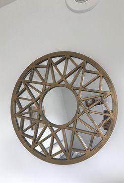 Gold mirror Thumbnail