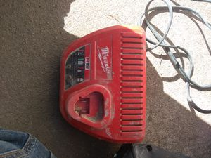 Milwaukee m12 charger for Sale in Denver, CO