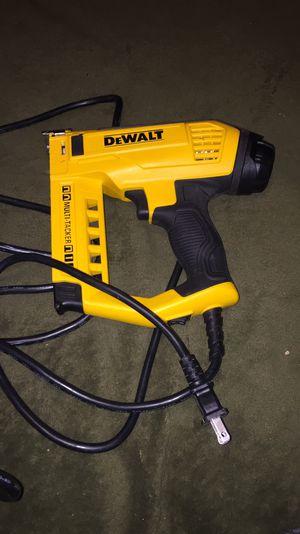 Dewalt staple gun 5-in-1 for Sale in Hyattsville, MD