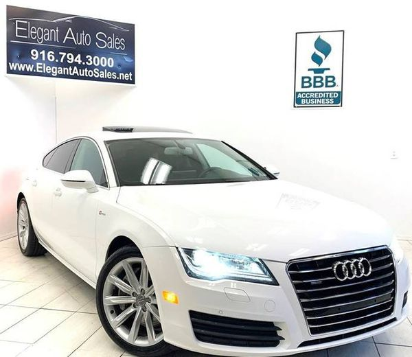 2012 Audi A7 For Sale In Rancho Cordova, CA