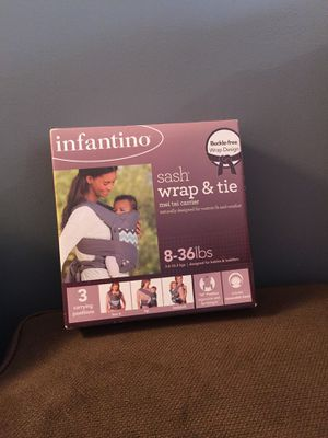 Baby carrier for Sale in Springfield, VA