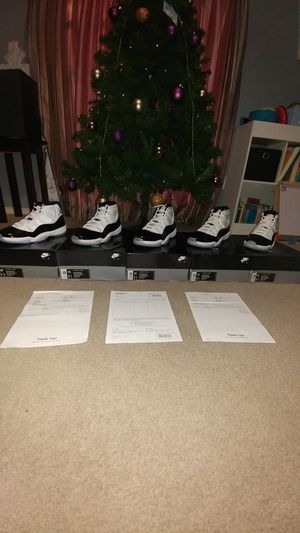 Nike Air Jordan 11 Retro Concord $300 or BEST offer for Sale in North Chesterfield, VA