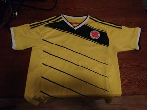Large Columbiana Soccer Jersey for Sale in Houston, TX
