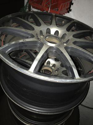 """Konig Zero In wheels 16"""" for Sale in Boston, MA"""
