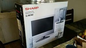 "Sharp LCD 17"" TV / PC Monitor for Sale in Phoenix, AZ"