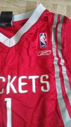 NBA REEBOK ROCKETS MCGRADY JERSEY Thumbnail