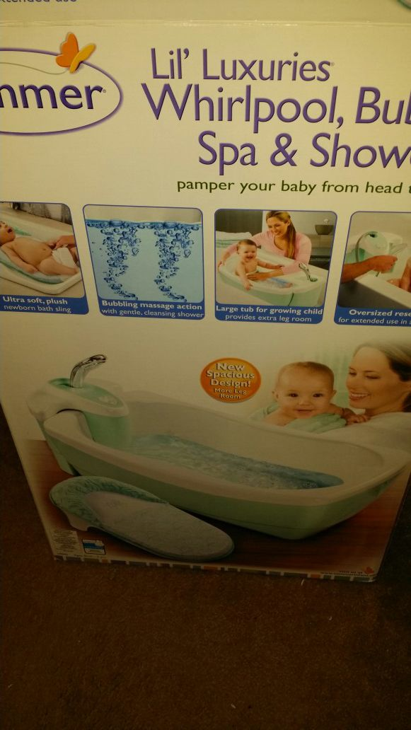 Baby Bath Tub, no insert for Sale in Hollidaysburg, PA - OfferUp