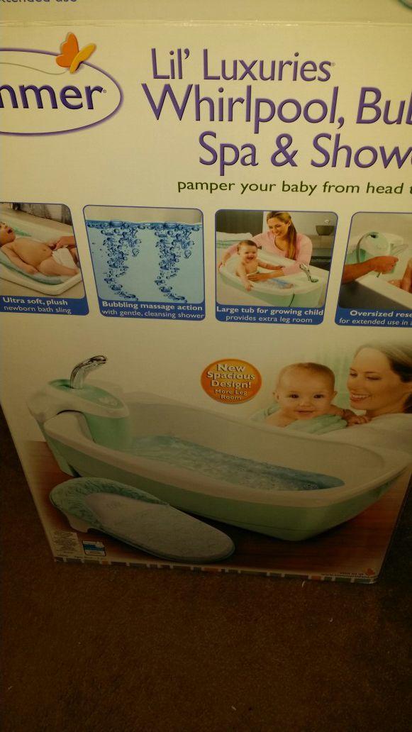 Exelent Sling For Baby Bath Tub Festooning - Bathtubs For Small ...