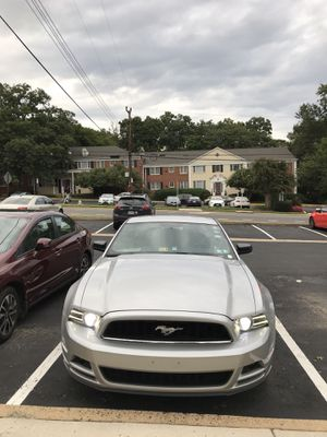Ford, mustang,2013 for Sale in Alexandria, VA