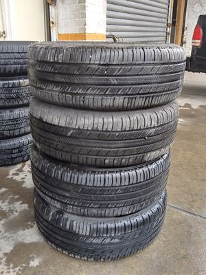 A set of Tires size 195 60 15 mark MICHELIN for Sale in Hyattsville, MD