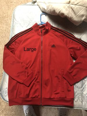 Adidas Zip Up Jackets for Sale in Melvindale, MI