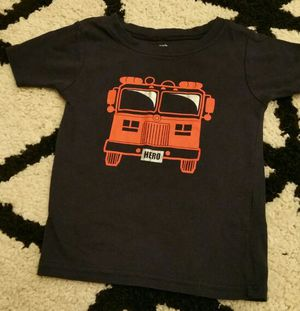 Boys 4T Fire Engine TShirt for Sale in Baltimore, MD