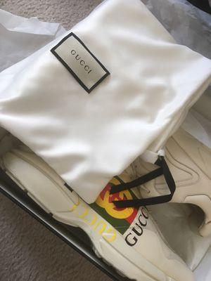 Gucci Print Rhyton sz12 for Sale in Chantilly, VA