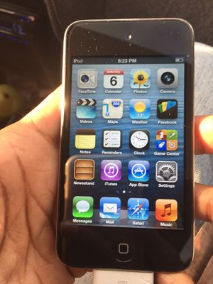 iPod Touch - 4th Gen for Sale in Culver City, CA