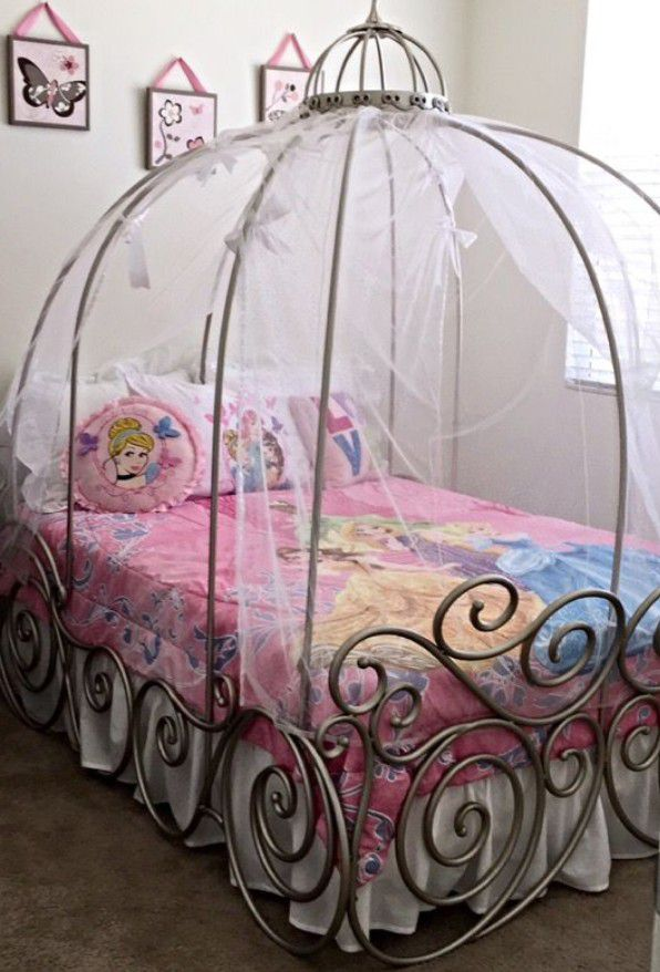 Cinderella Carriage Bed Frame For Sale In Kissimmee Fl