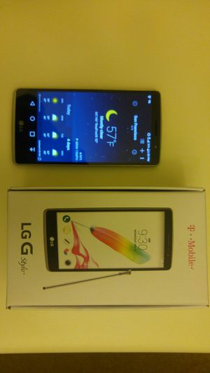LG G STYLO T-Mobile for Sale in San Francisco, CA