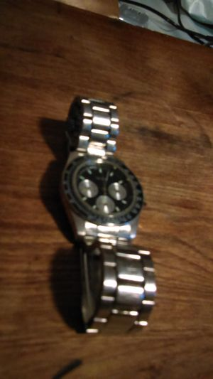 Natica watch stainless steel for Sale in Oxon Hill, MD