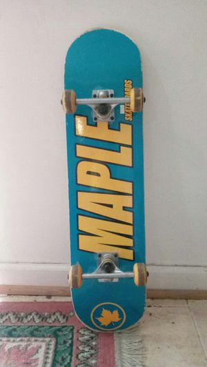 Maple Skateboard from Bravo Sports for Sale in Fort Washington, MD
