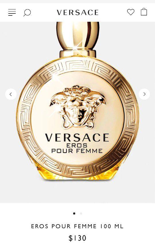 Versace Eros 3.4 Ounce