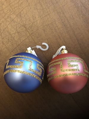 Greek Key Ornaments for Sale in Centreville, VA