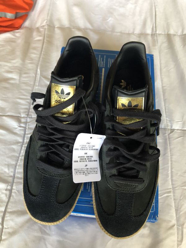 b6418db678 Adidas samba black gold MT size 8 for Sale in Miami