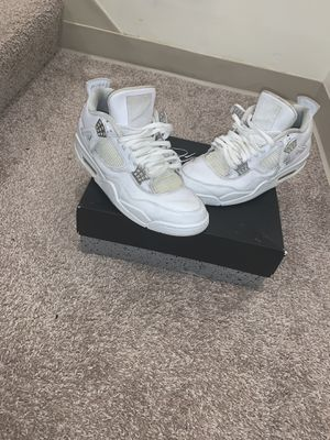 Photo Jordan pure money 4s beaters