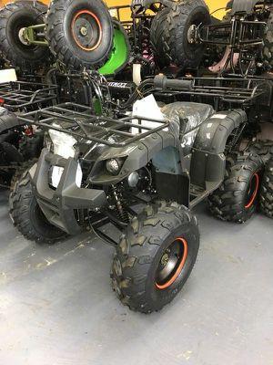 125cc four wheeler t force atv for Sale in Dallas, TX