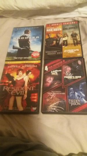 10 DVD movies for Sale in Graham, NC