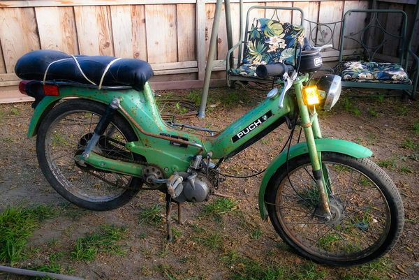 Vintage PUCH Moped for Sale in San Jose, CA - OfferUp
