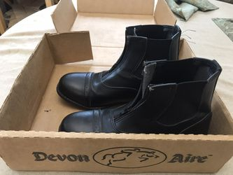 Child's Devon Aire Paddock Boots Thumbnail
