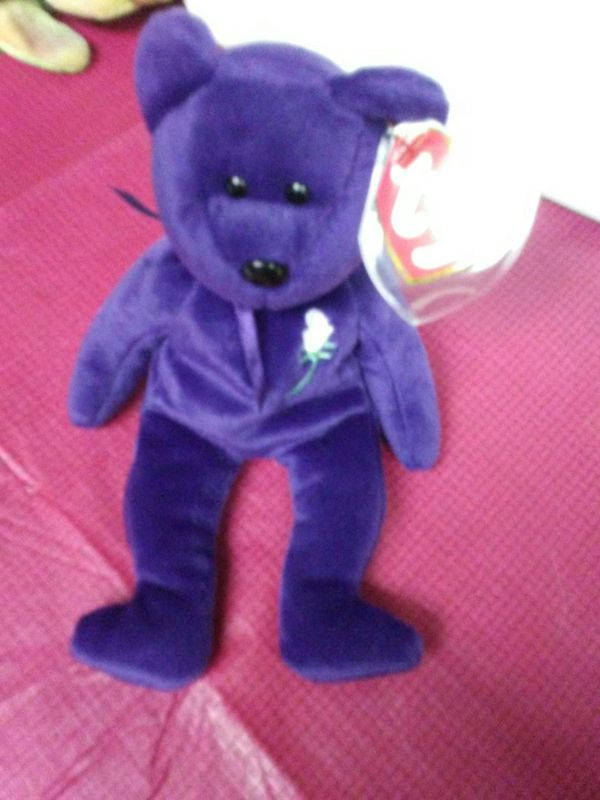ORIGINAL Princess Diana TY beanie baby for Sale in Duluth 8b351014e45