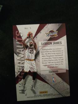 Lebron James Thumbnail