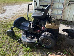 Photo Craftsman Zero Turn Riding Lawn Mower