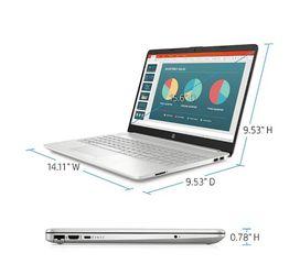 "HP 15.6"" Notebook, Intel i5, 8GB Memory, 256GB SSD, Windows 10   Thumbnail"