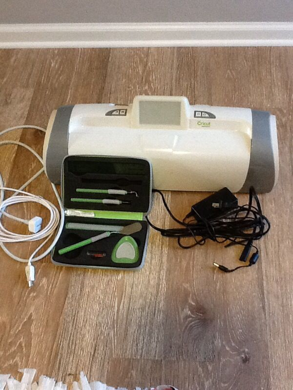 Cricut expressions 2 (no tool kit ) for Sale in West Palm Beach, FL -  OfferUp