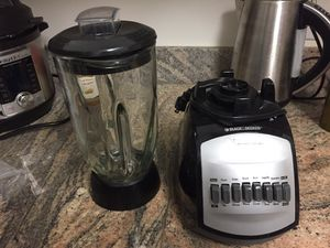 Black and Decker Cyclone blender for Sale in Jersey City, NJ