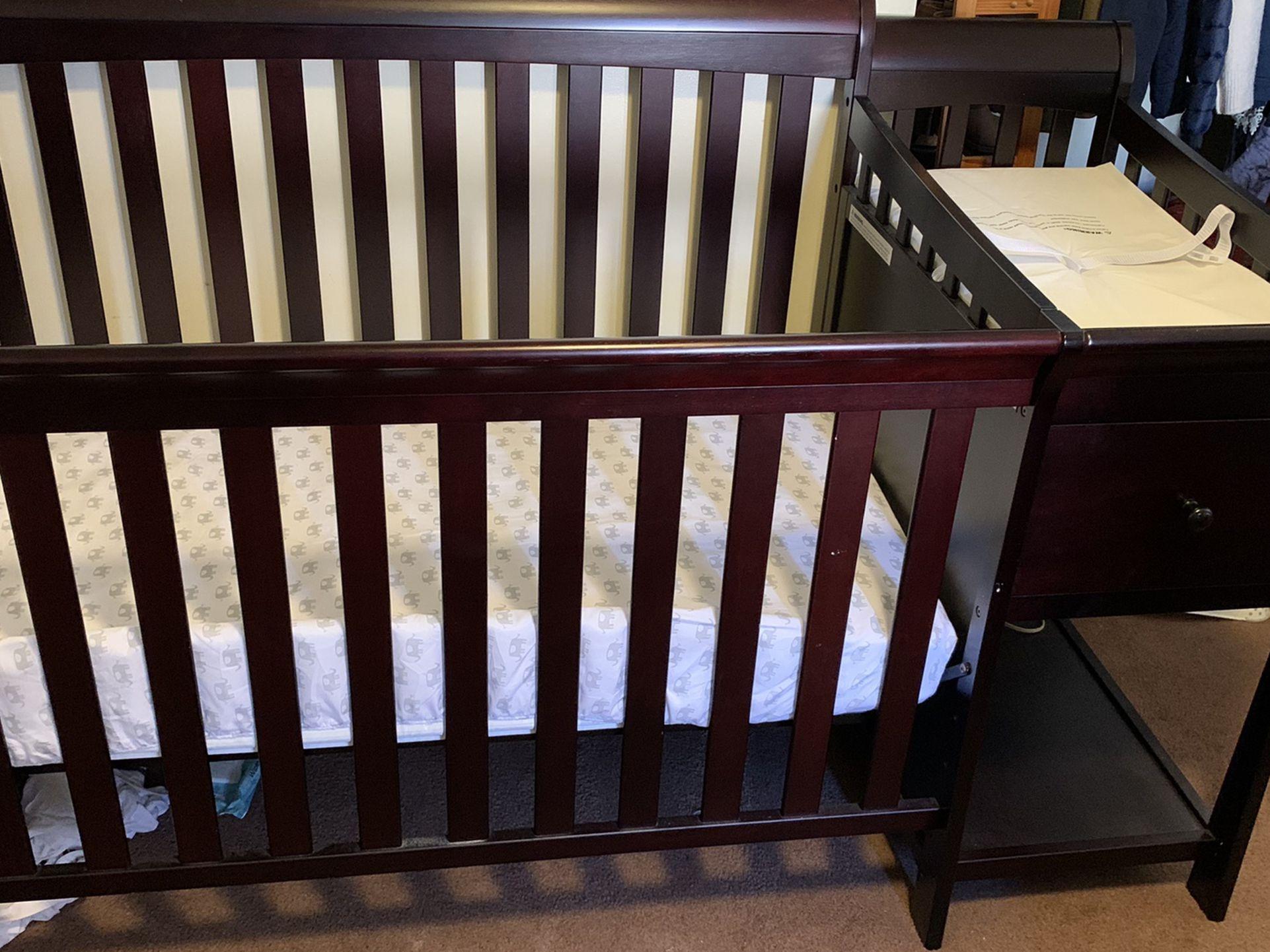 Baby Crib , Cuna Para Bebé