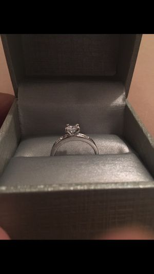 Used, Zales women's size 7 ring for sale  Miami, OK